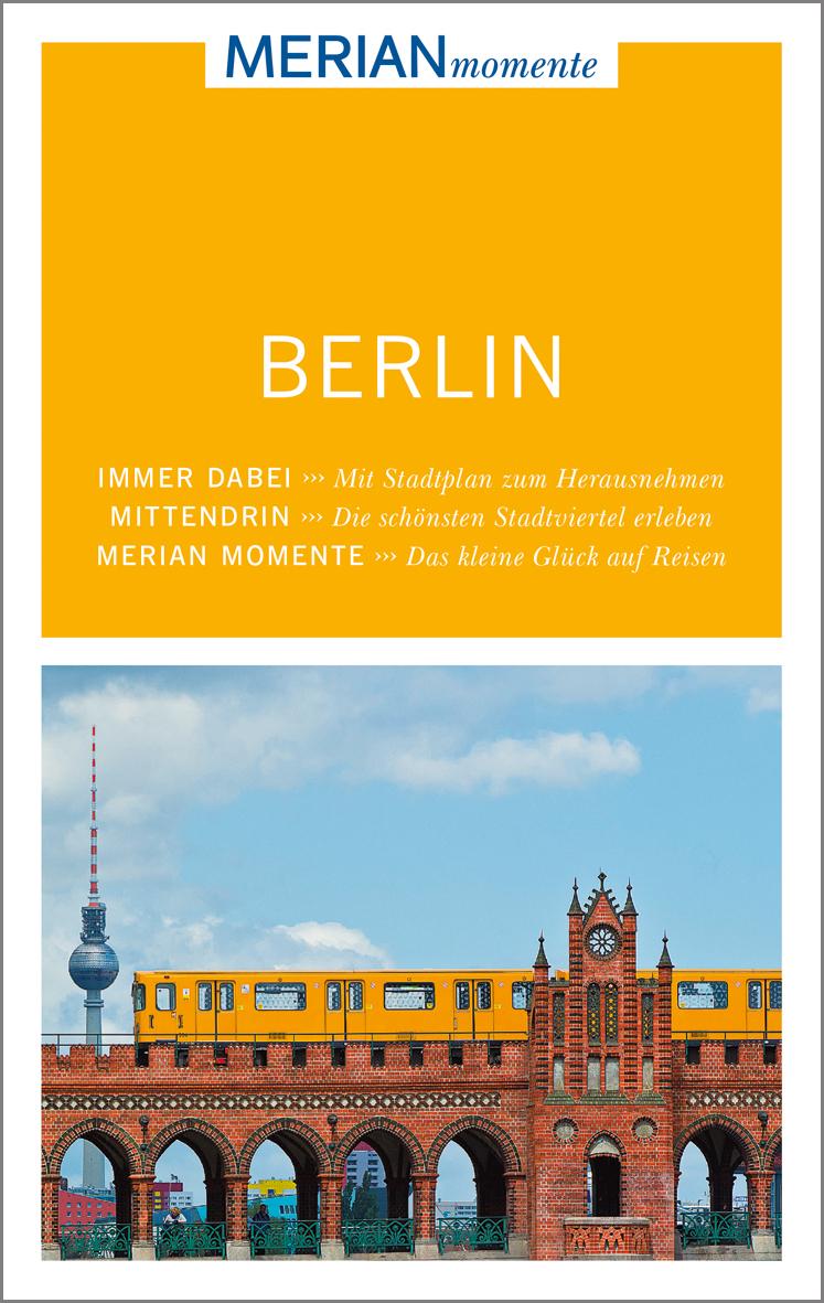 MERIAN momente: Berlin - Gisela Buddée [inkl. E...