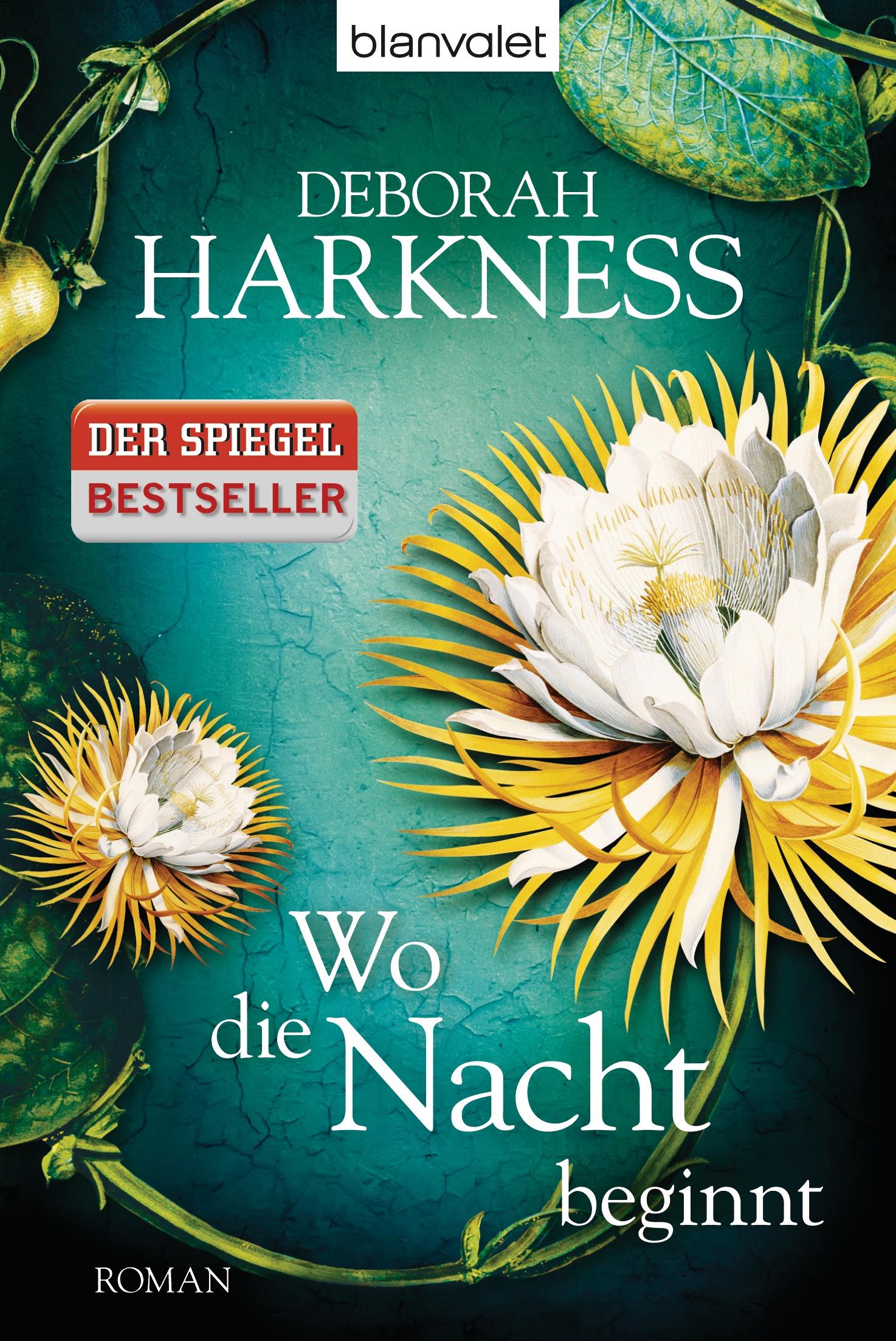 Wo die Nacht beginnt - Deborah Harkness [Taschenbuch]