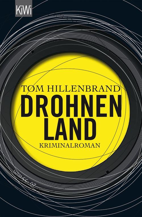 Drohnenland - Tom Hillenbrand