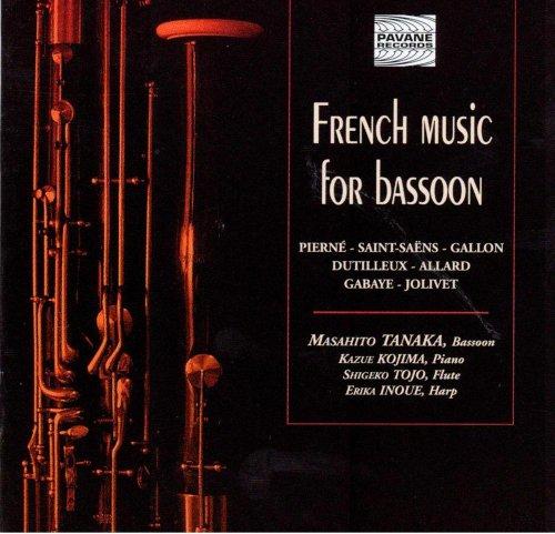 Tanaka - Französische Musik für Fagott