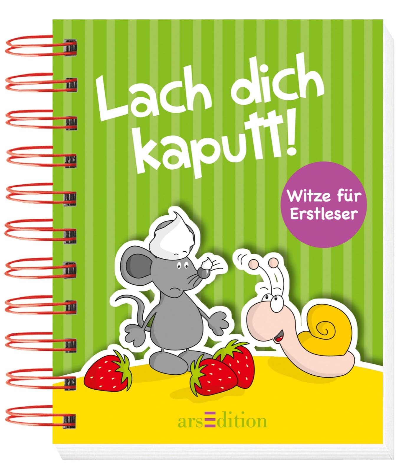 Lach dich kaputt!: Witze für Erstleser - Löwenb...