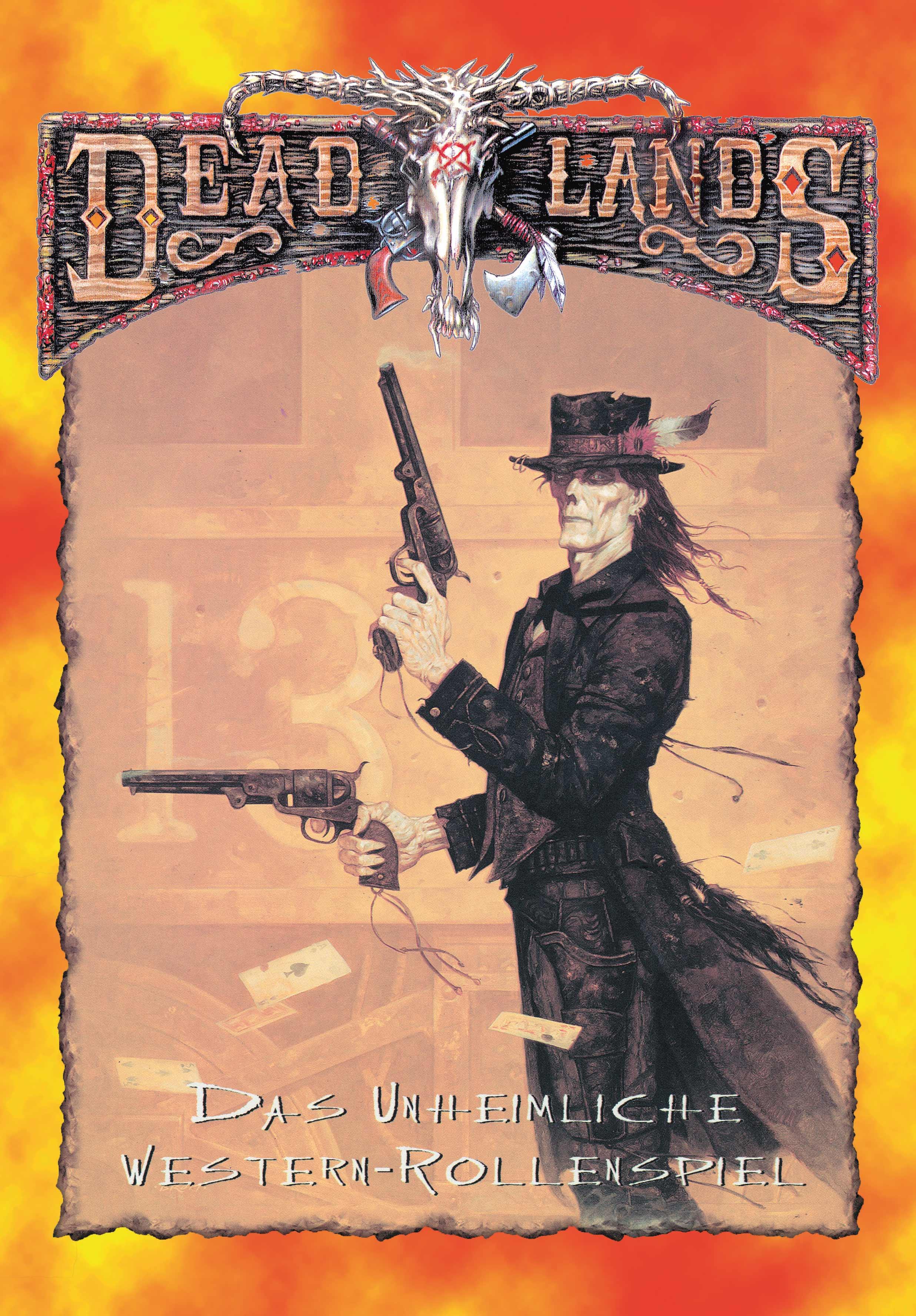Deadlands - Das Unheimliche Western-Rollenspiel - Shane Lacy Hensley
