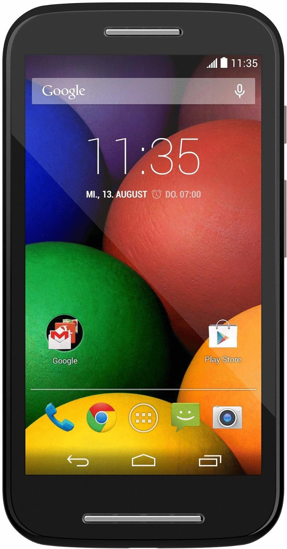 Motorola Moto E 4GB schwarz