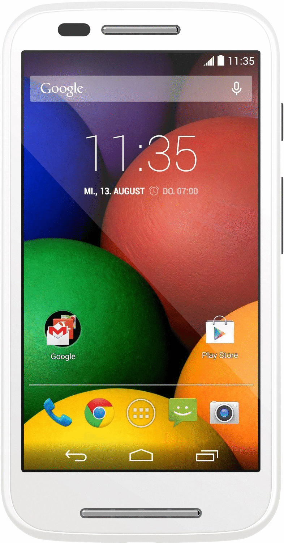 Motorola Moto E 4GB weiß
