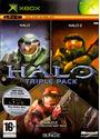 Halo: Triple Pack [3 Discs, Internationale Version]