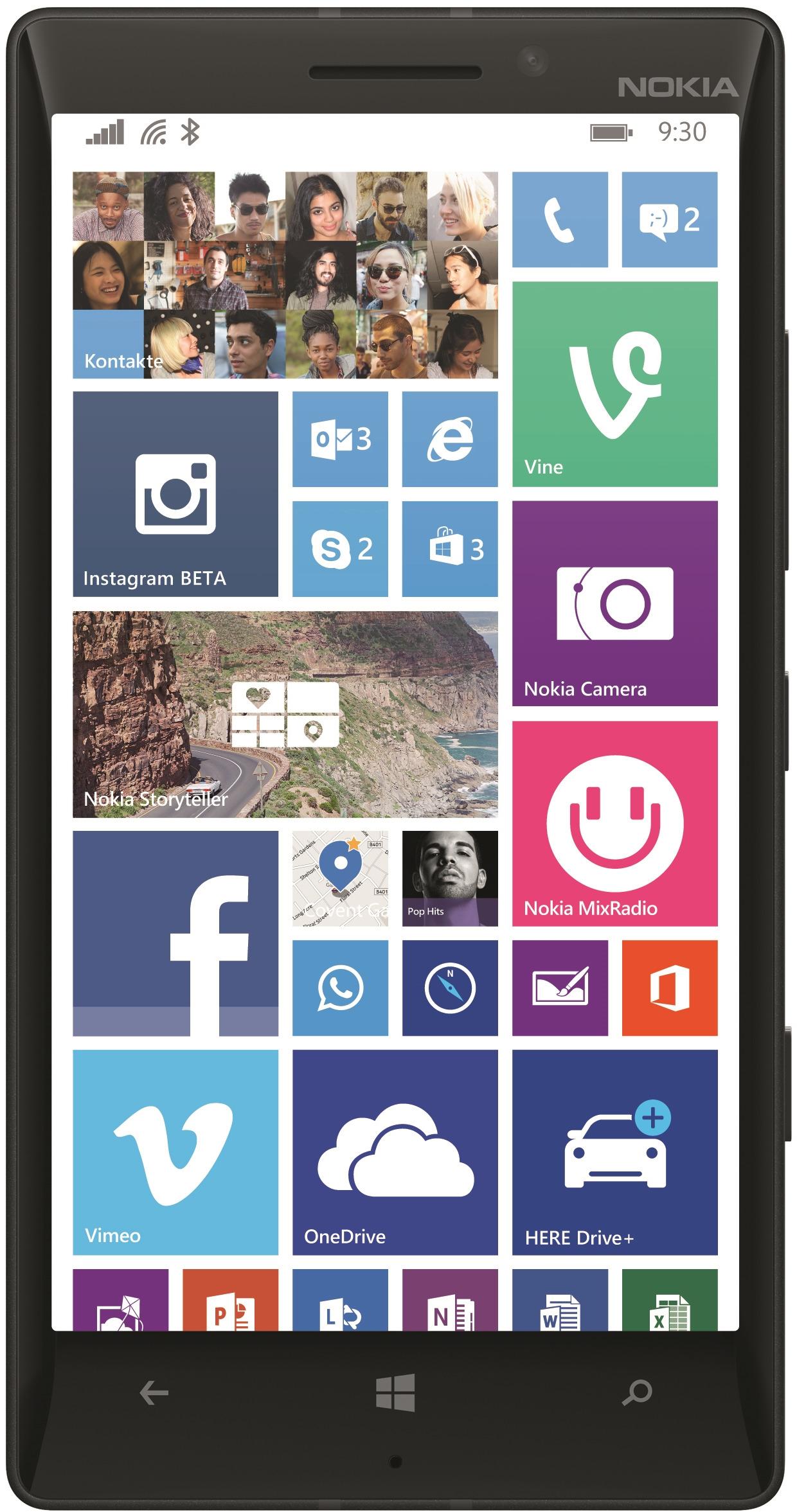 Nokia Lumia 930 32GB schwarz