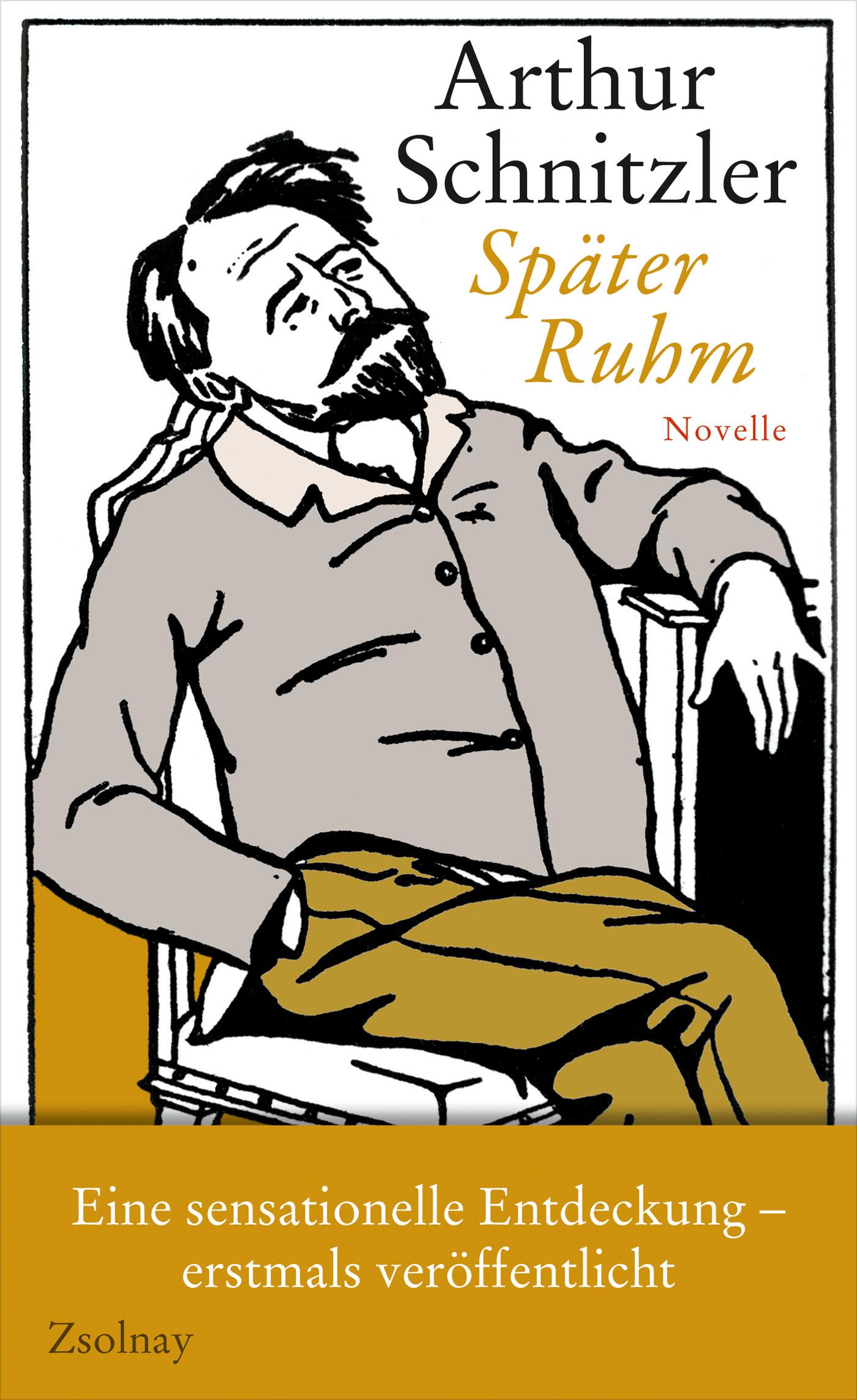 Später Ruhm - Arthur Schnitzler