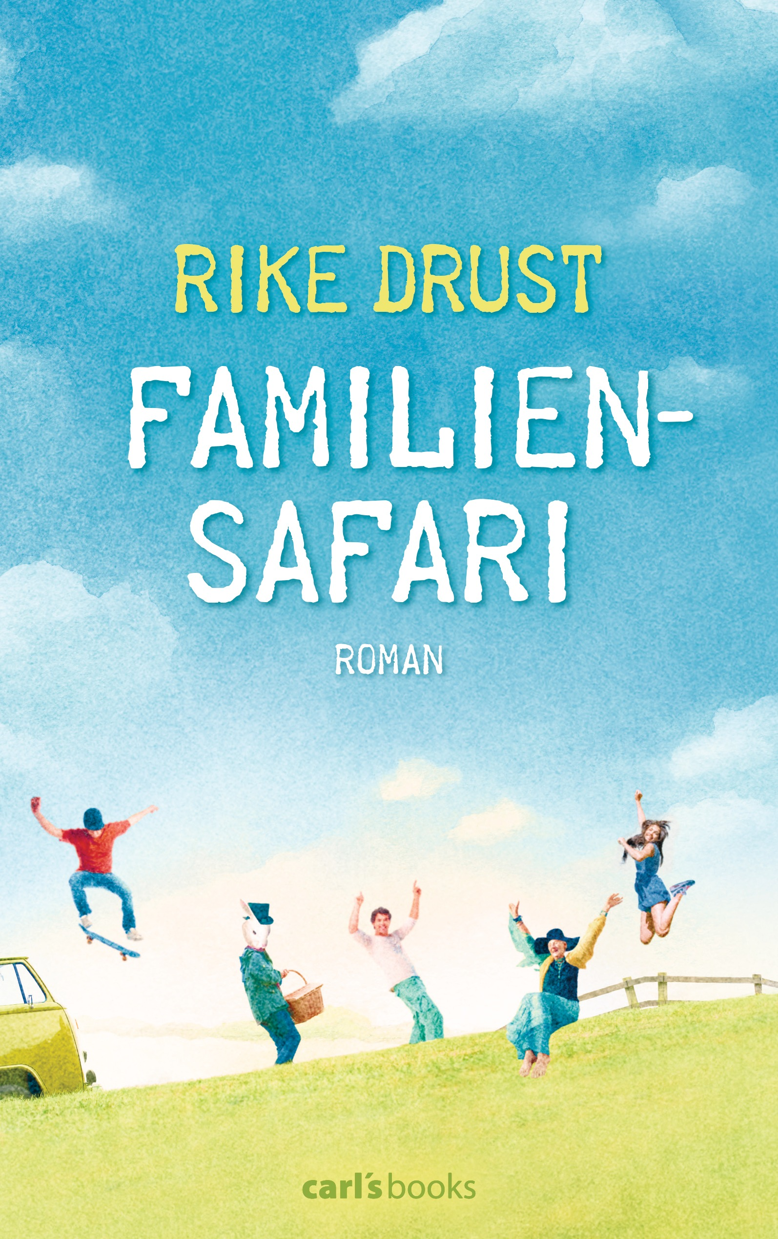 Familiensafari - Rike Drust