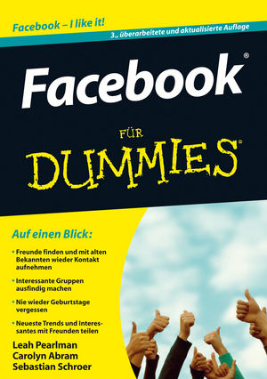 Facebook für Dummies (Fur Dummies) - Pearlman, Leah