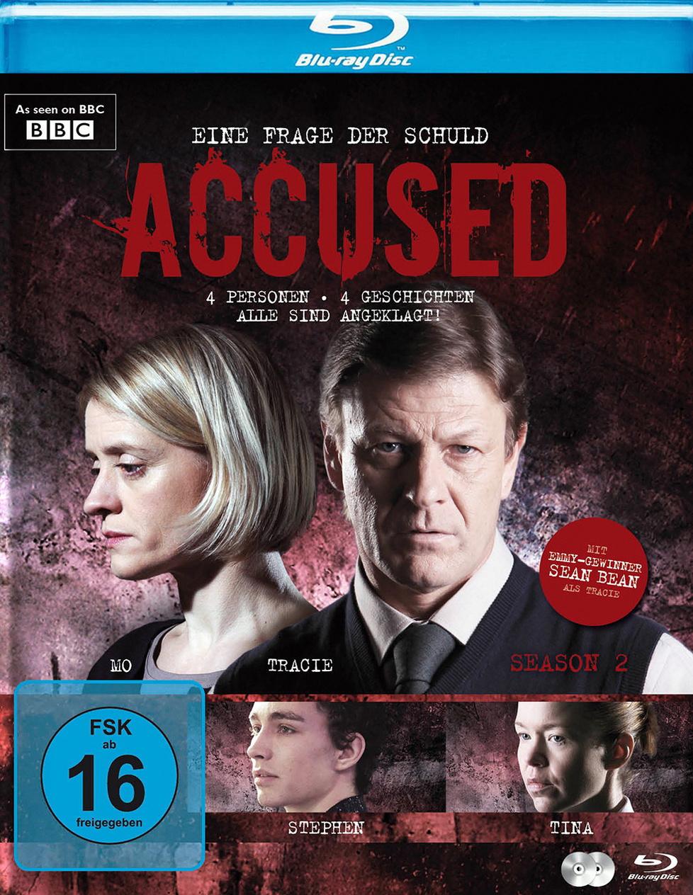 Accused - Eine Frage der Schuld: Season 2