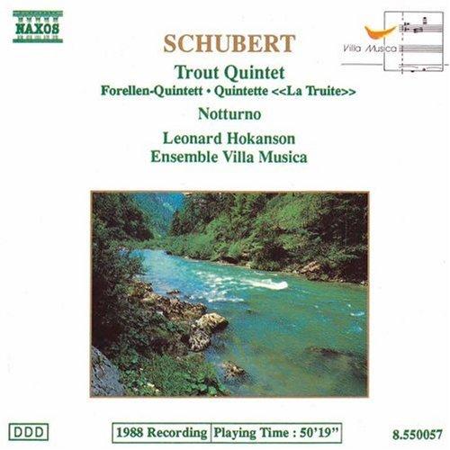 Schubert - Trout Quintet