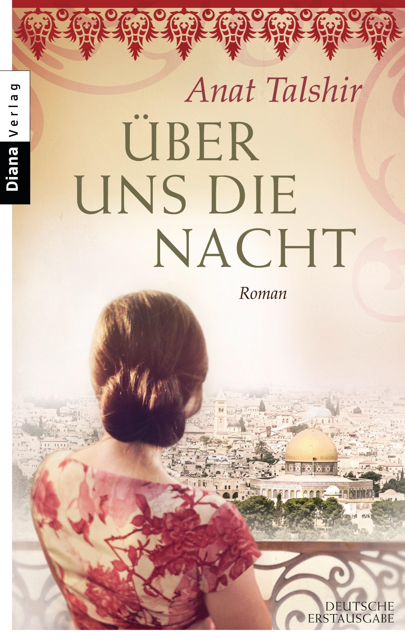 Über uns die Nacht - Anat Talshir