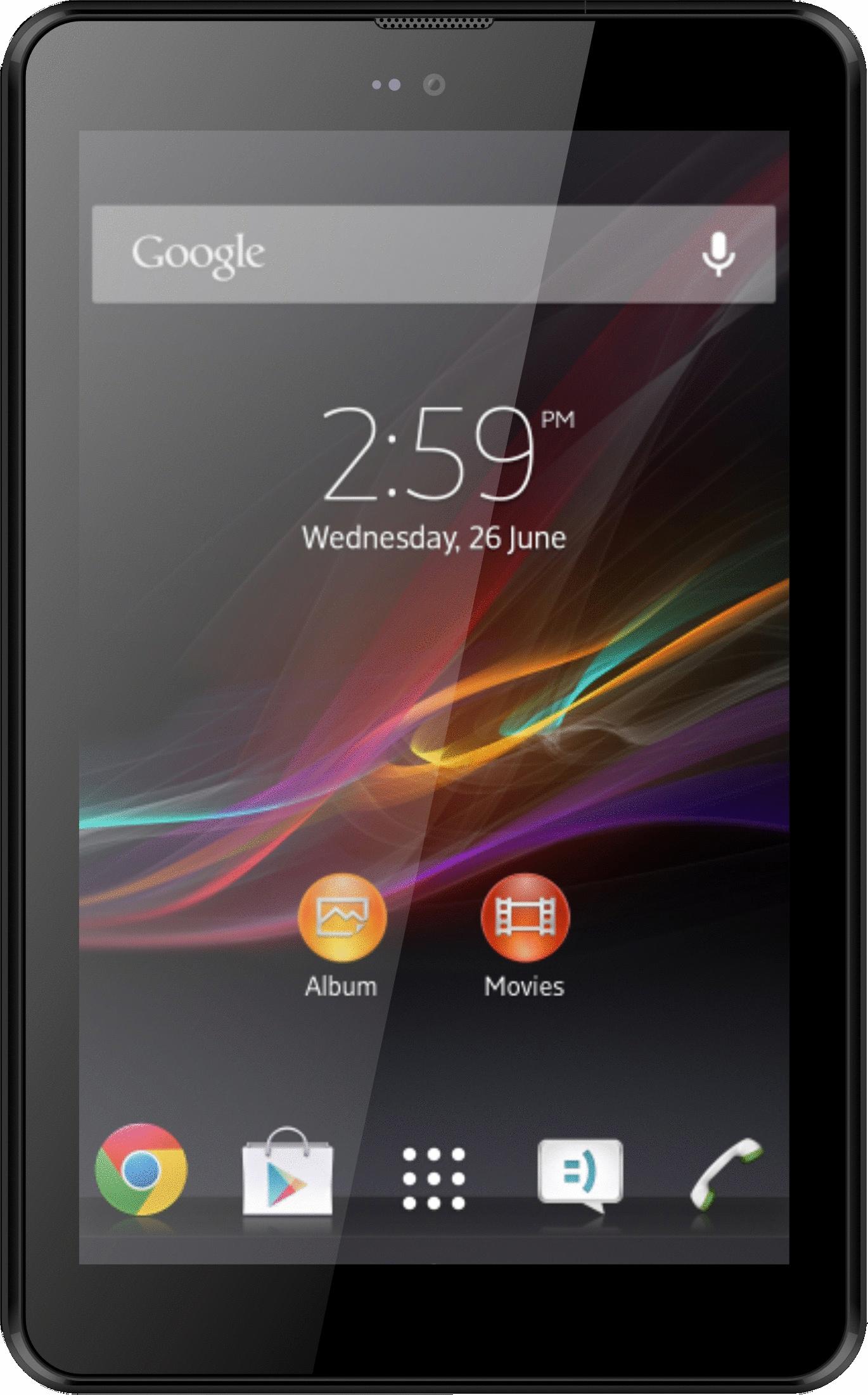 Xoro TelePAD 735Q 7 8GB [Wi-Fi + 3G, inkl. Schu...