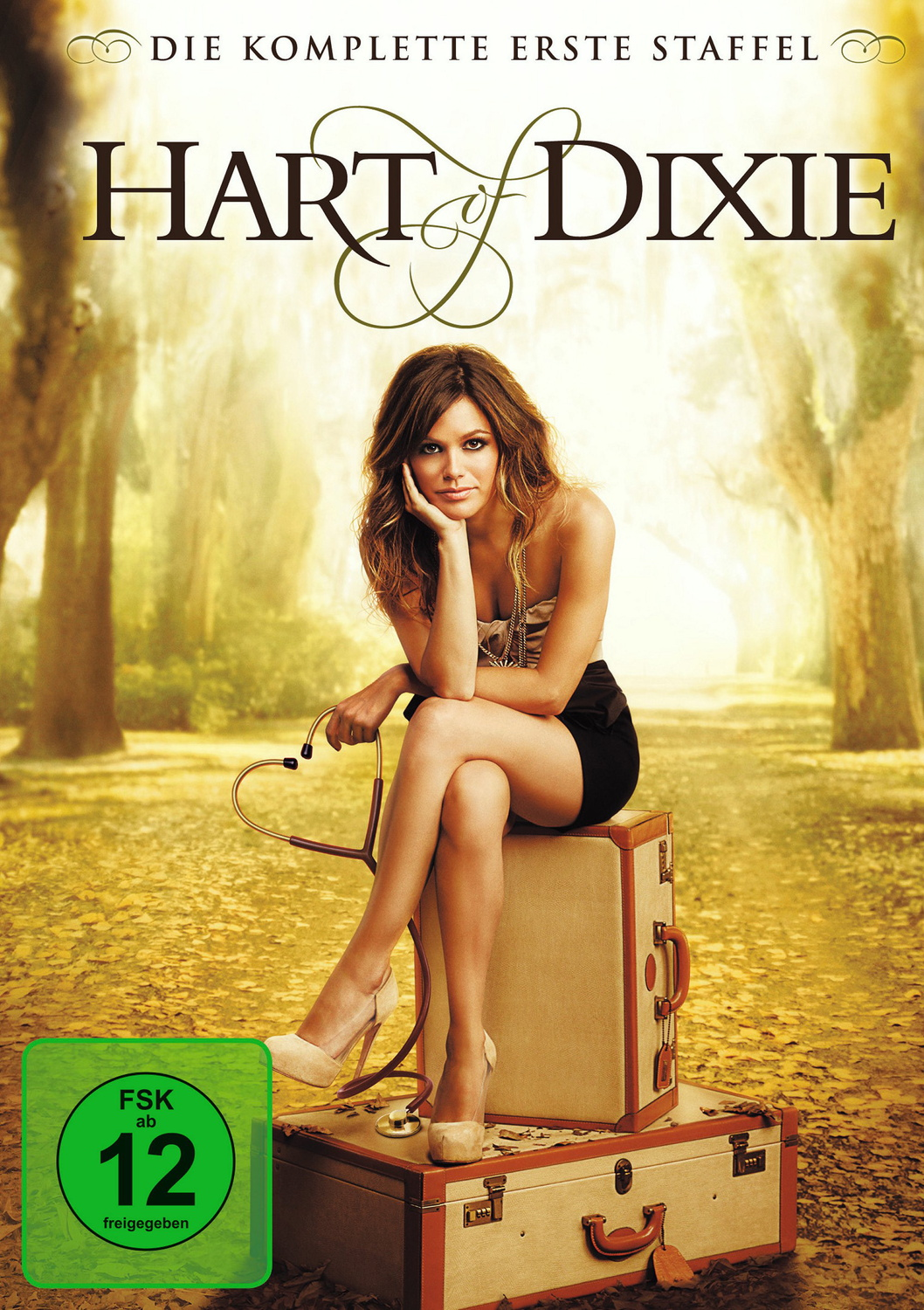 Hart of Dixie - Die komplette 1. Staffel [5 DVDs]