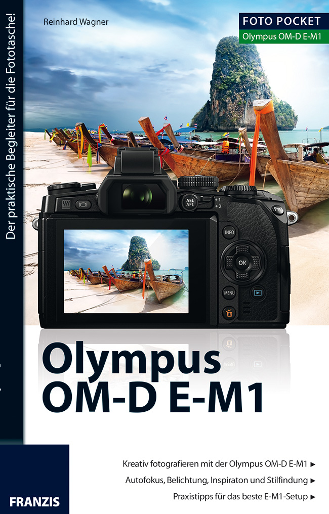 Foto Pocket Olympus OM-D E-M1 - Reinhard Wagner