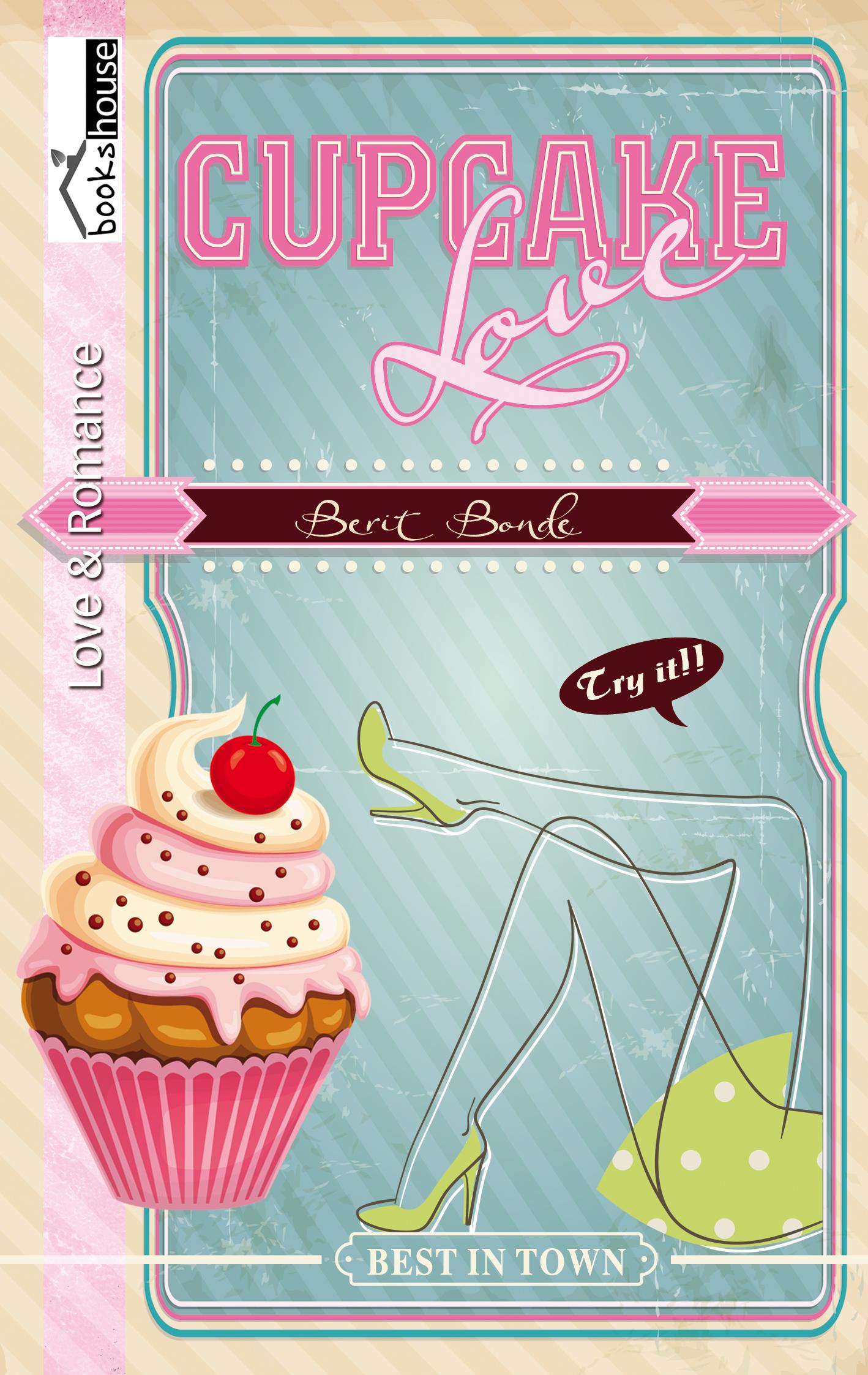 Cupcake Love - Berit Bonde