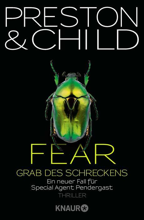Fear - Grab des Schreckens - Douglas Preston [Taschenbuch]
