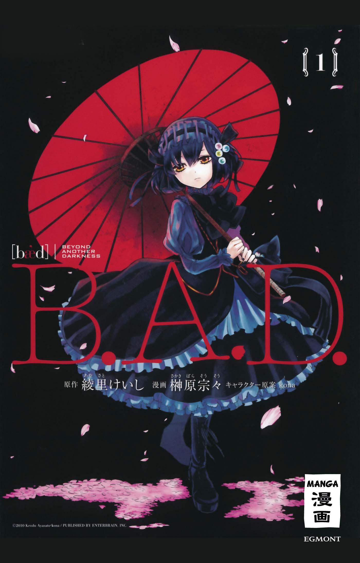 B.A.D. 01 - Ayasato, Keiji