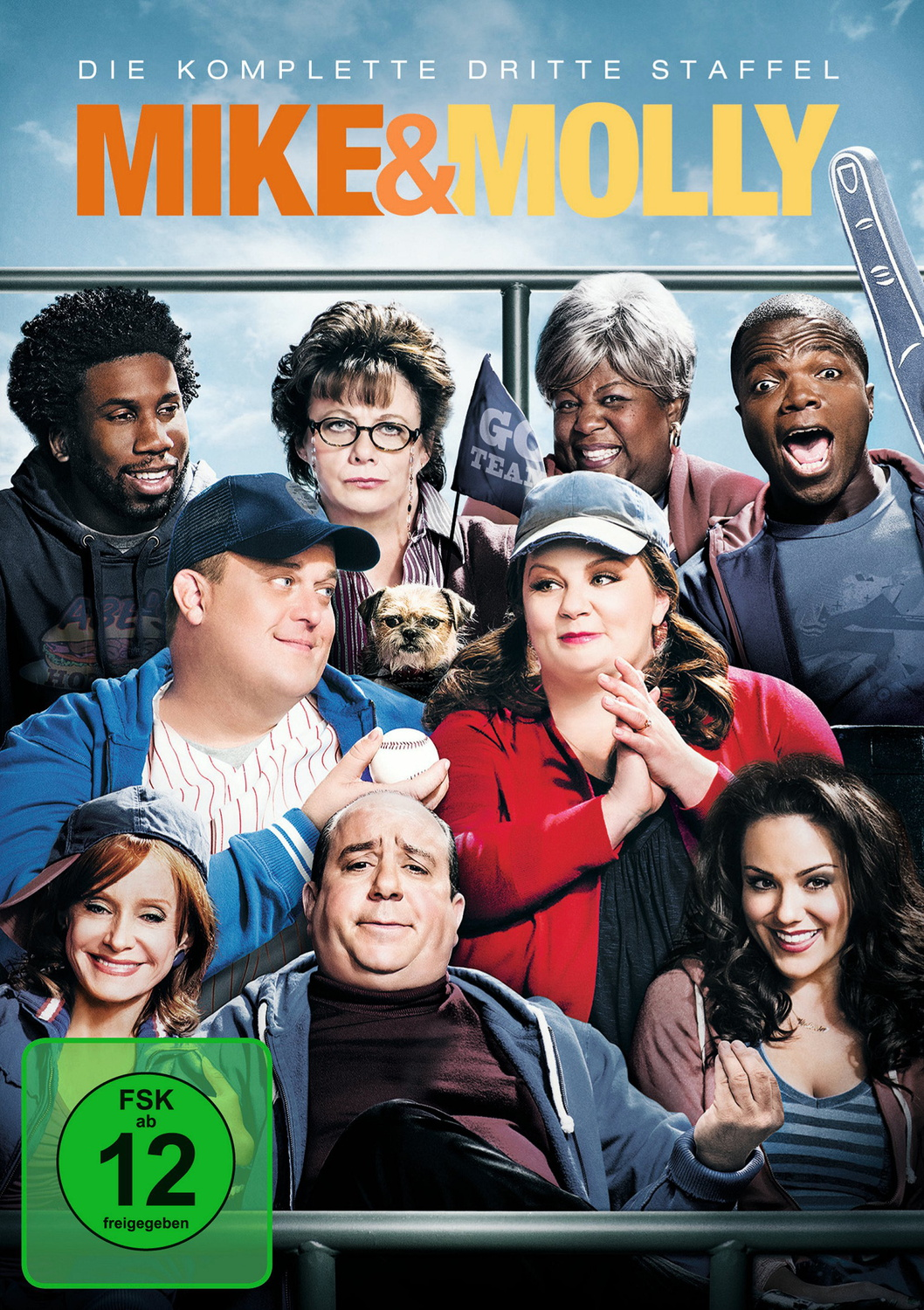 Mike & Molly - Staffel 3 [3 DVDs]