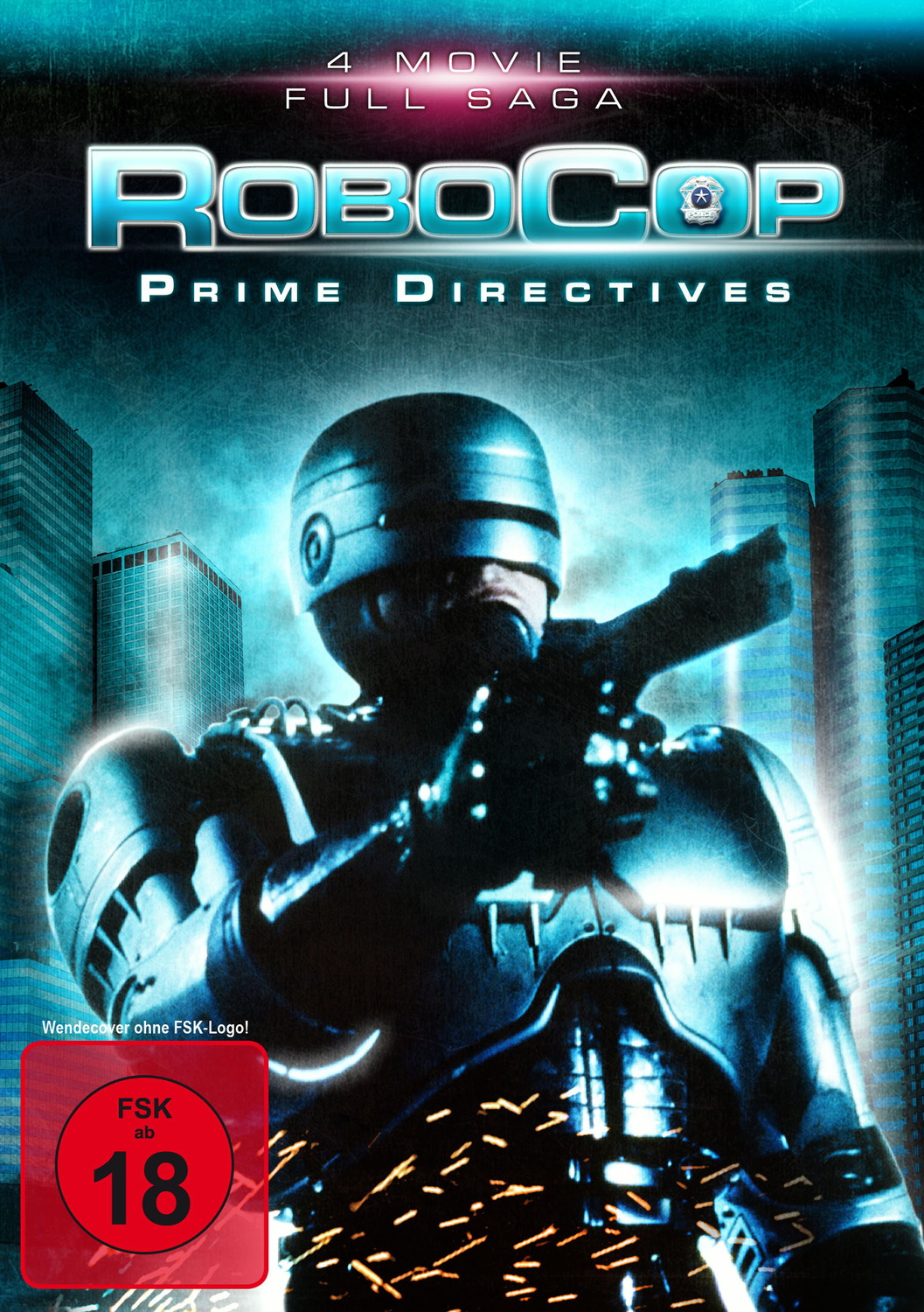 RoboCop Prime Directives - The Full Saga [2 DVDs]