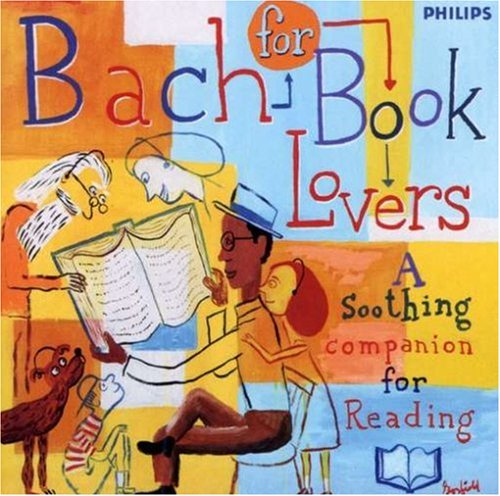 Various Artists - Bach for Book Lovers