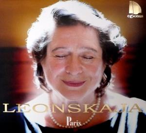 Elisabeth Leonskaja - ´PARIS´ - Elisabeth Leons...