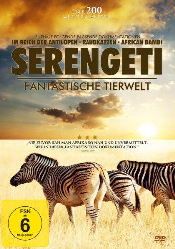Serengeti - Fantastische Tierwelt