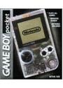 Game Boy pocket clear