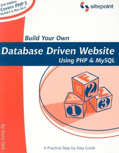 Build Your Own Database Driven Website Using PH...
