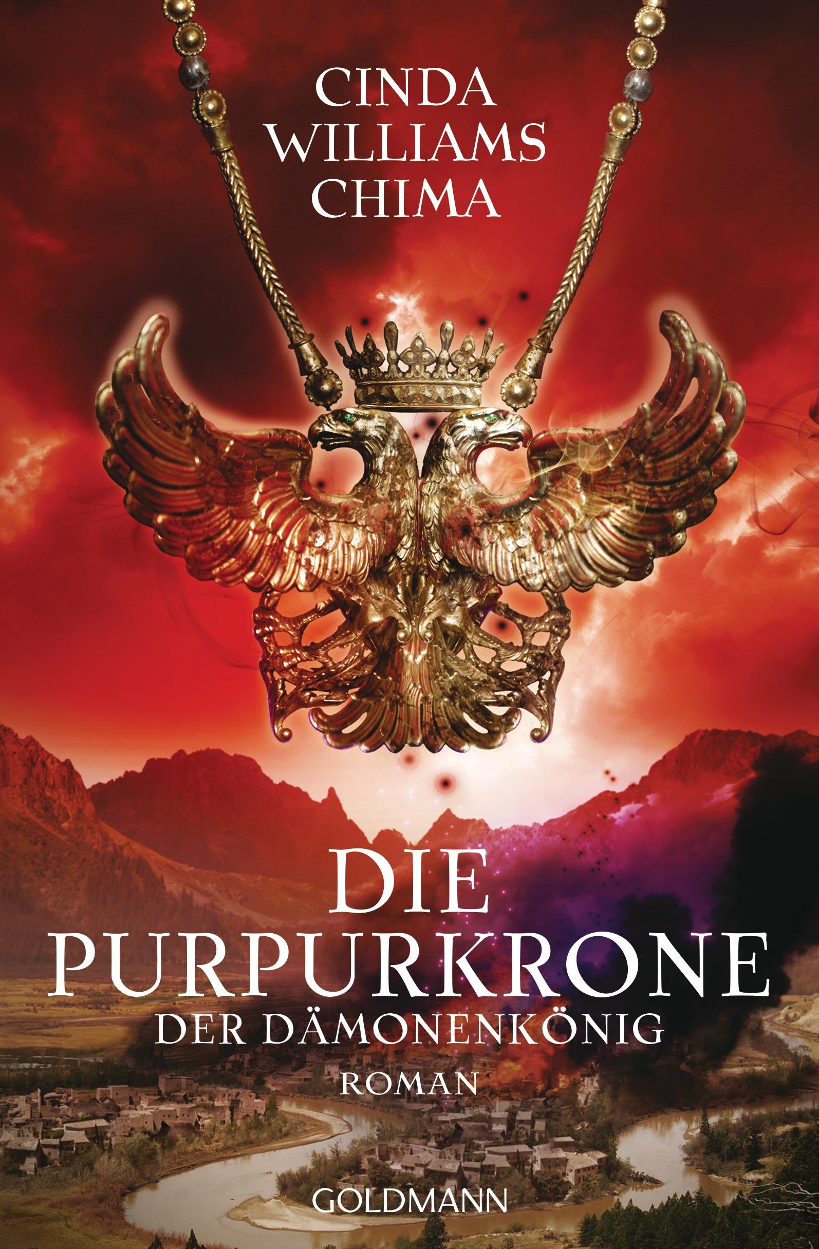 Der Dämonenkönig: Band 4 - Die Purpurkrone - Cinda Williams Chima [Taschenbuch]