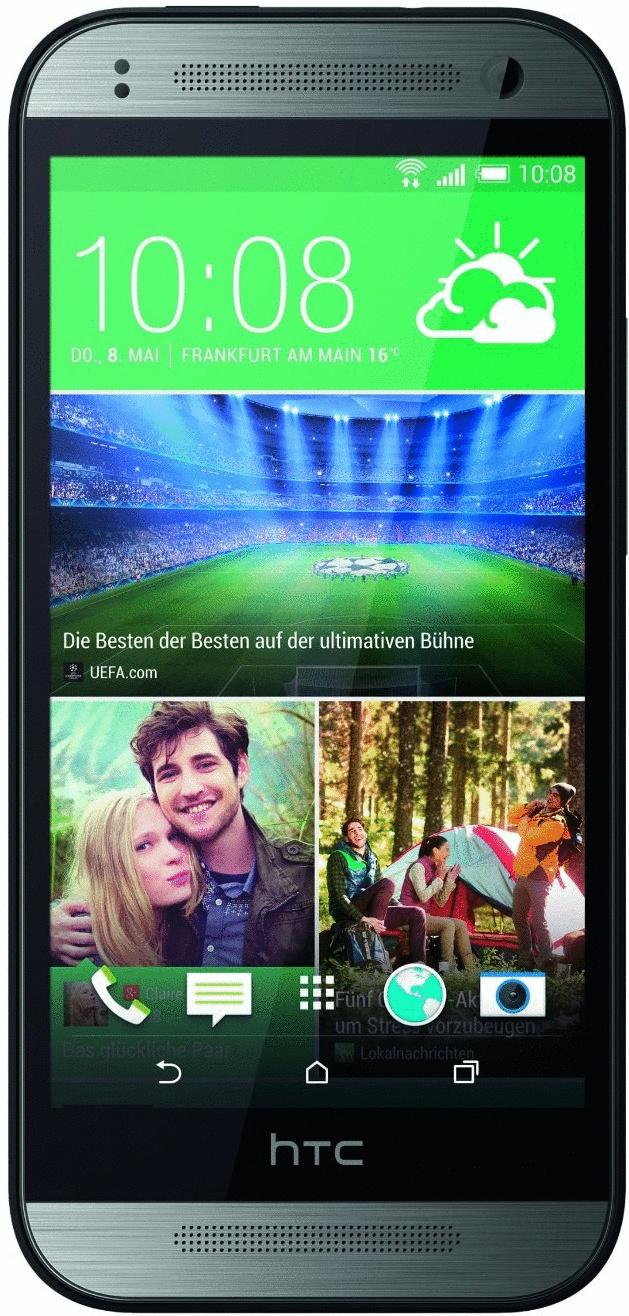 HTC One mini 2 16GB grey