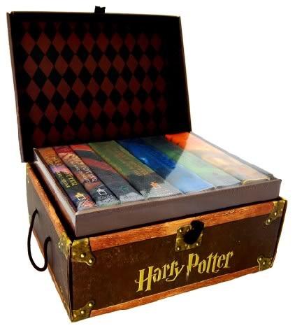 Harry Potter Box Set - J.K. Rowling