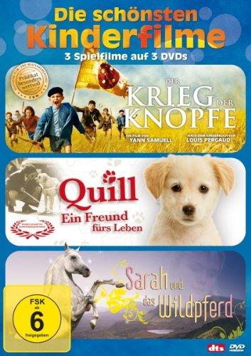 Die schönsten Kinderfilme [3 DVDs]
