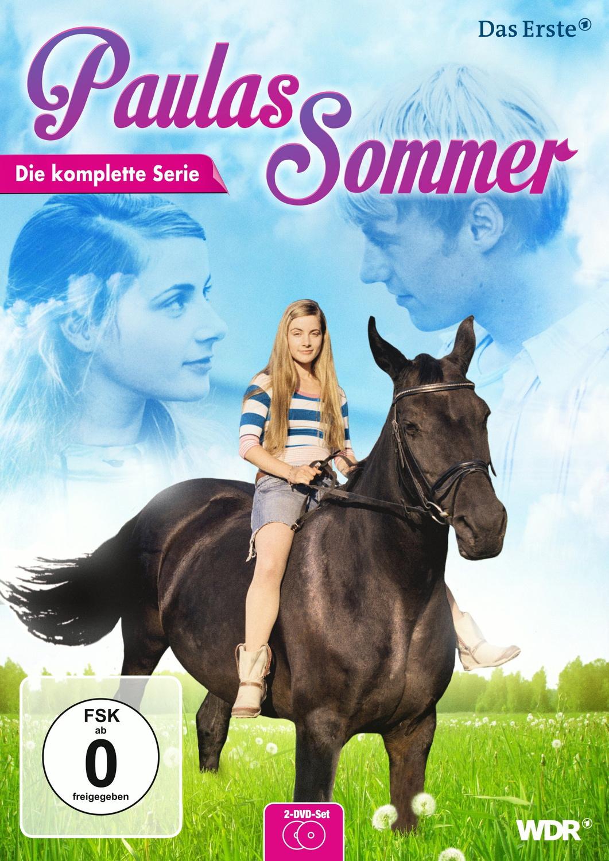 Paulas Sommer - Die komplette Serie [2 DVDs]