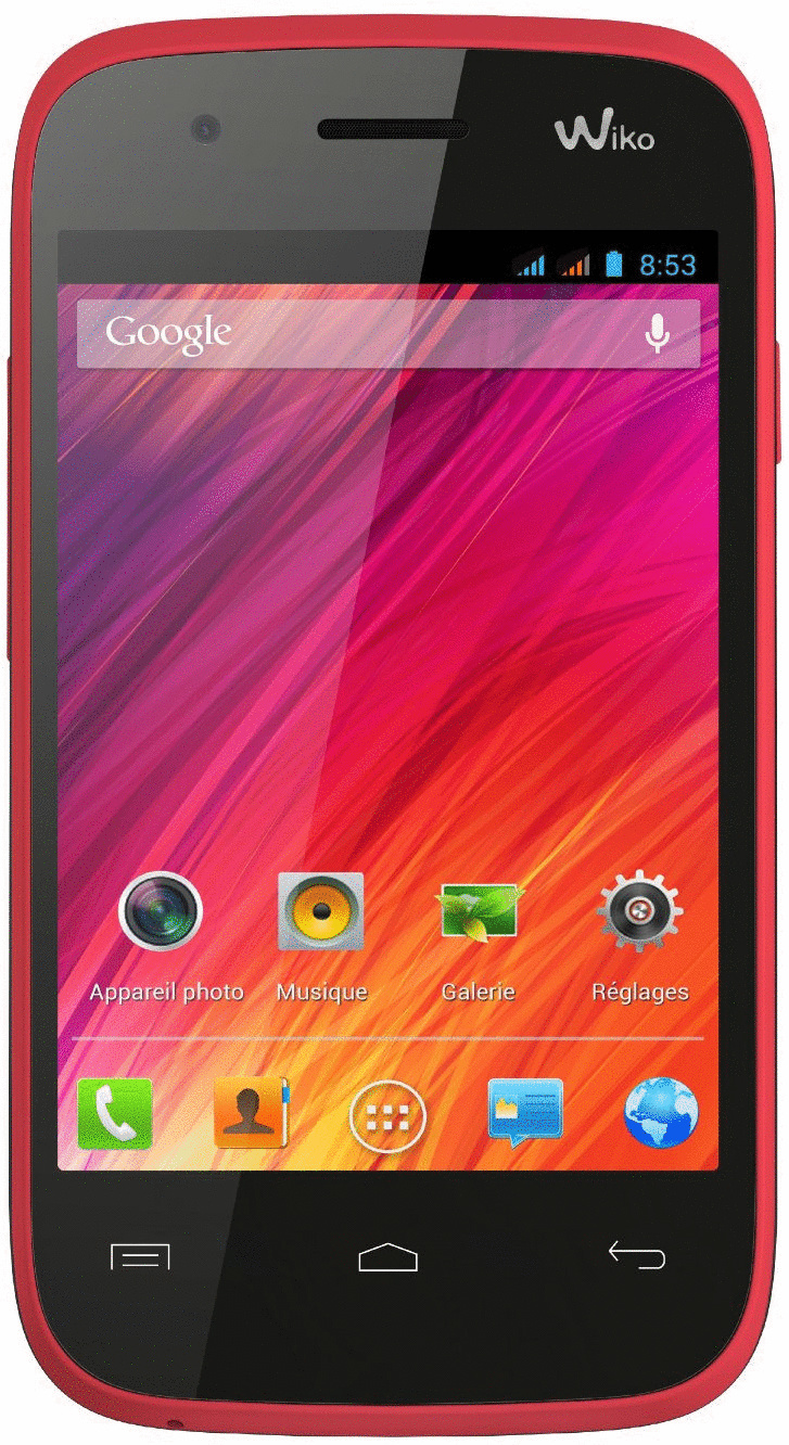 Wiko Ozzy 4GB coral