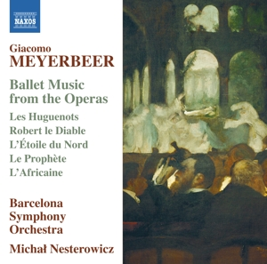 Michal Nesterowicz - Ballet Music from the Operas