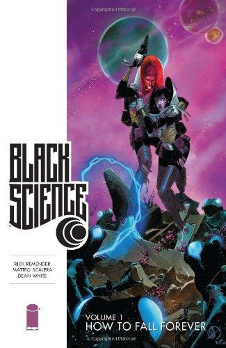Black Science - White, Dean