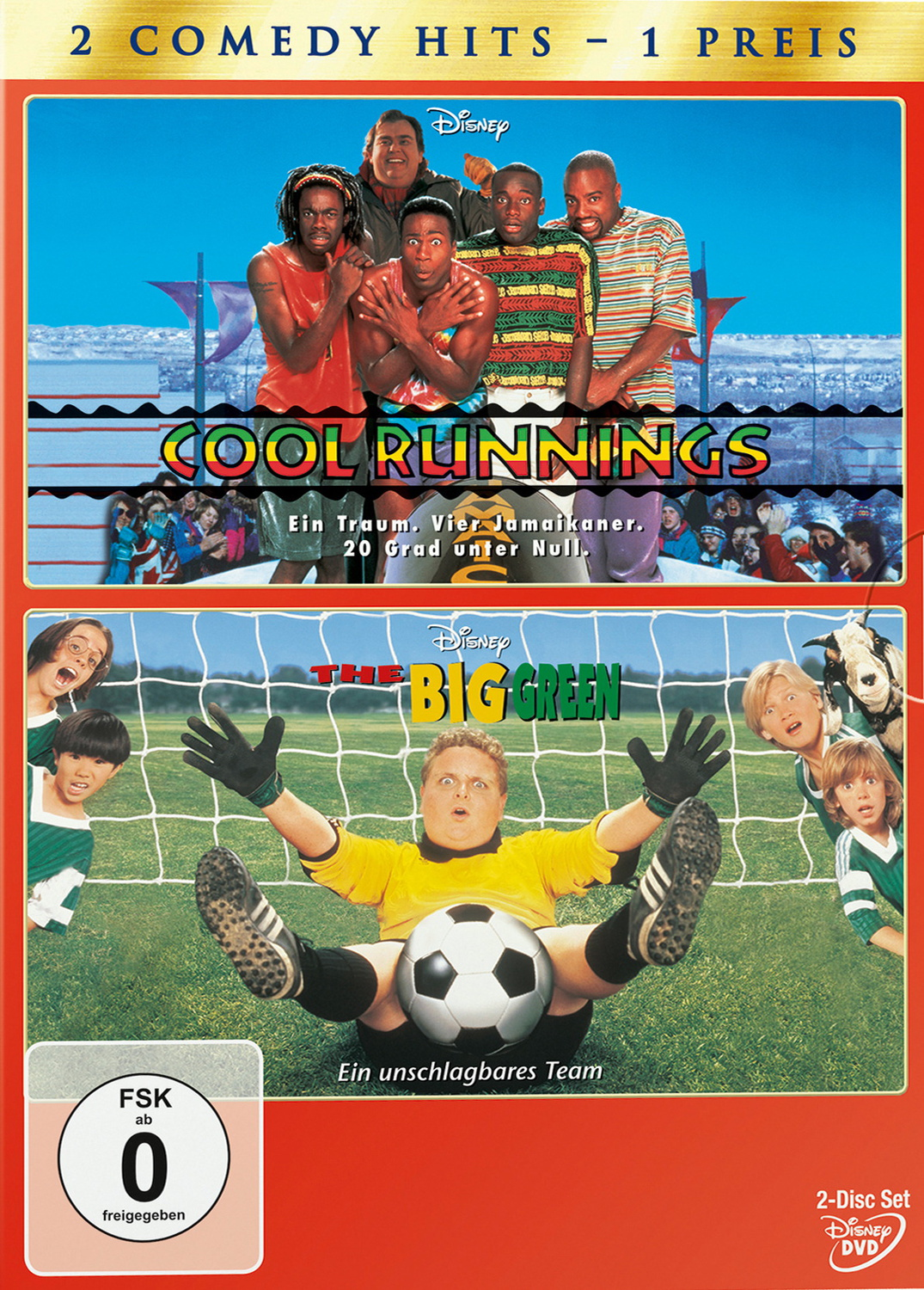 The Big Green - Ein unschlagbares Team / Cool R...