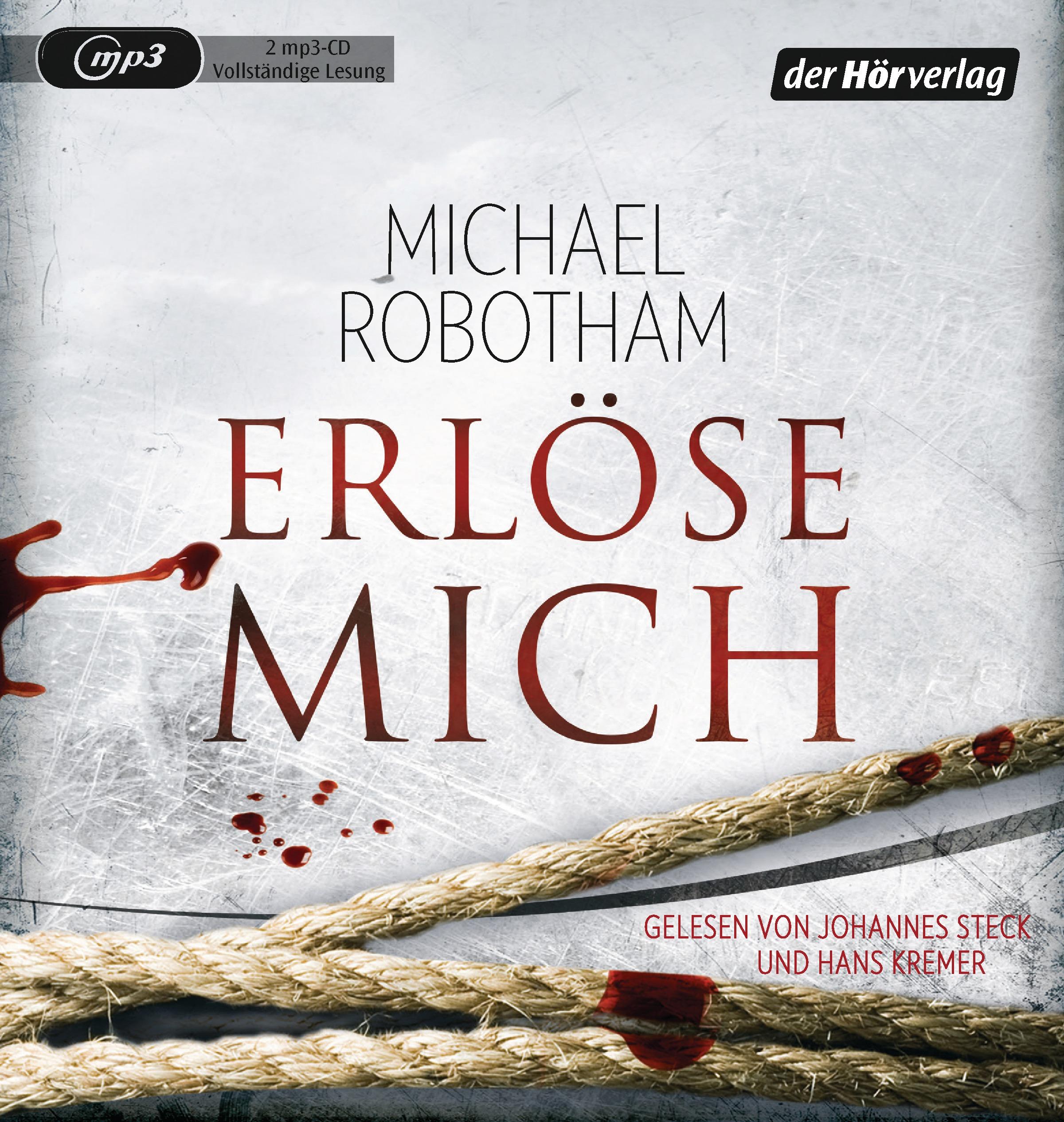 Erlöse mich - Michael Robotham [2mp3-CDs; unkek...