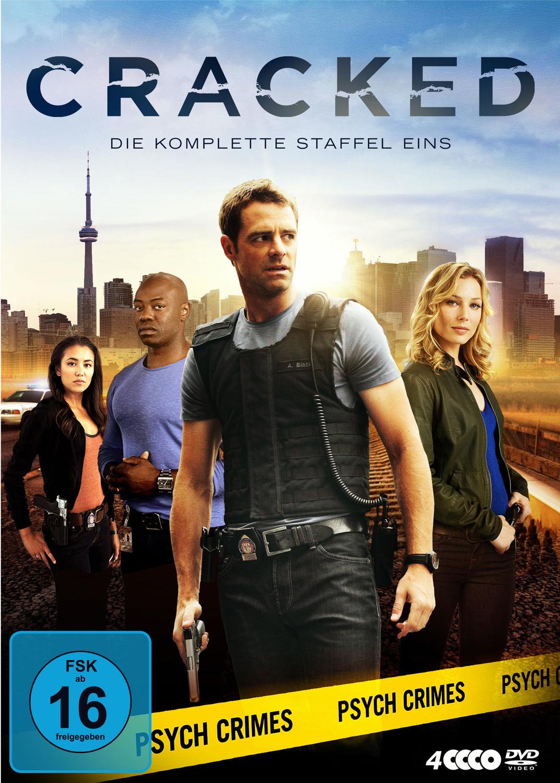 Cracked - Die komplette Staffel 1 [4 DVDs]