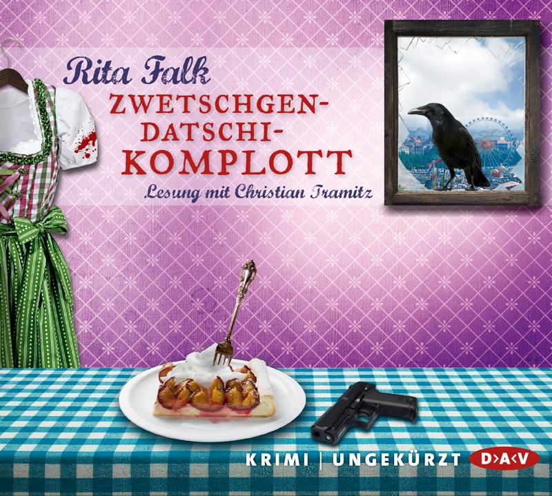 Zwetschgendatschikomplott - Rita Falk [6 Audio CDs; Ungekürzte Lesung]