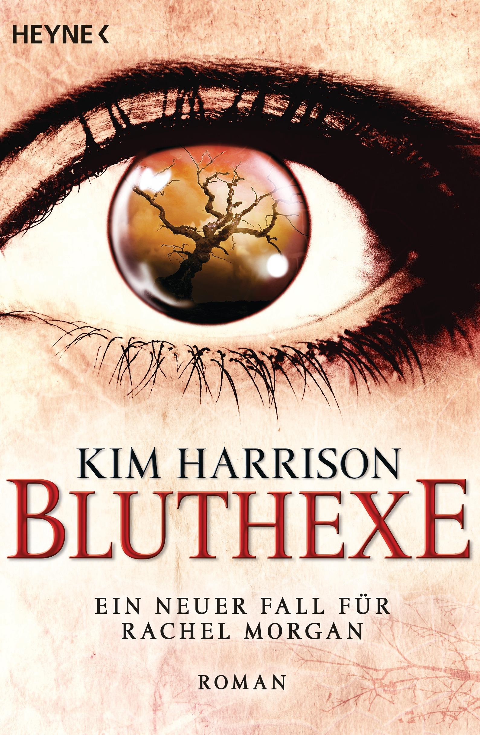 Bluthexe: Die Rachel-Morgan-Serie 12 - Kim Harrison [Taschenbuch]