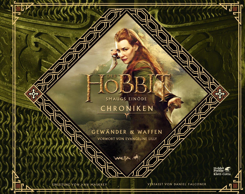 Der Hobbit: Smaugs Einöde - Chroniken IV: Gewän...