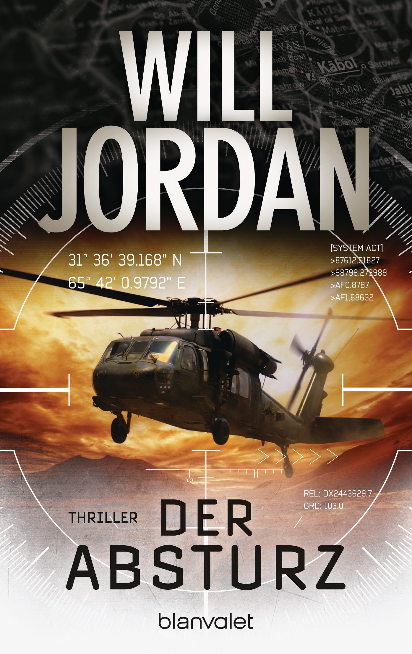Der Absturz - Will Jordan