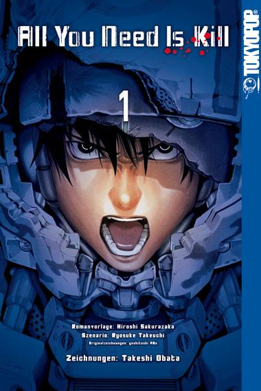 All You Need Is Kill 01 - Obata, Takeshi