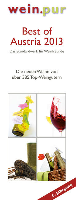 Best of Austria 2013 - das Standardwerk für Wei...