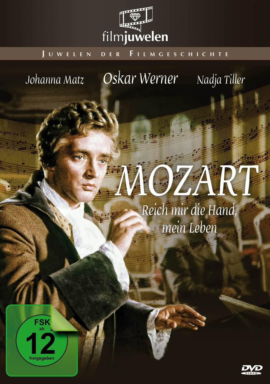 Mozart - Reich mir die Hand, mein Leben [Filmjuwelen]