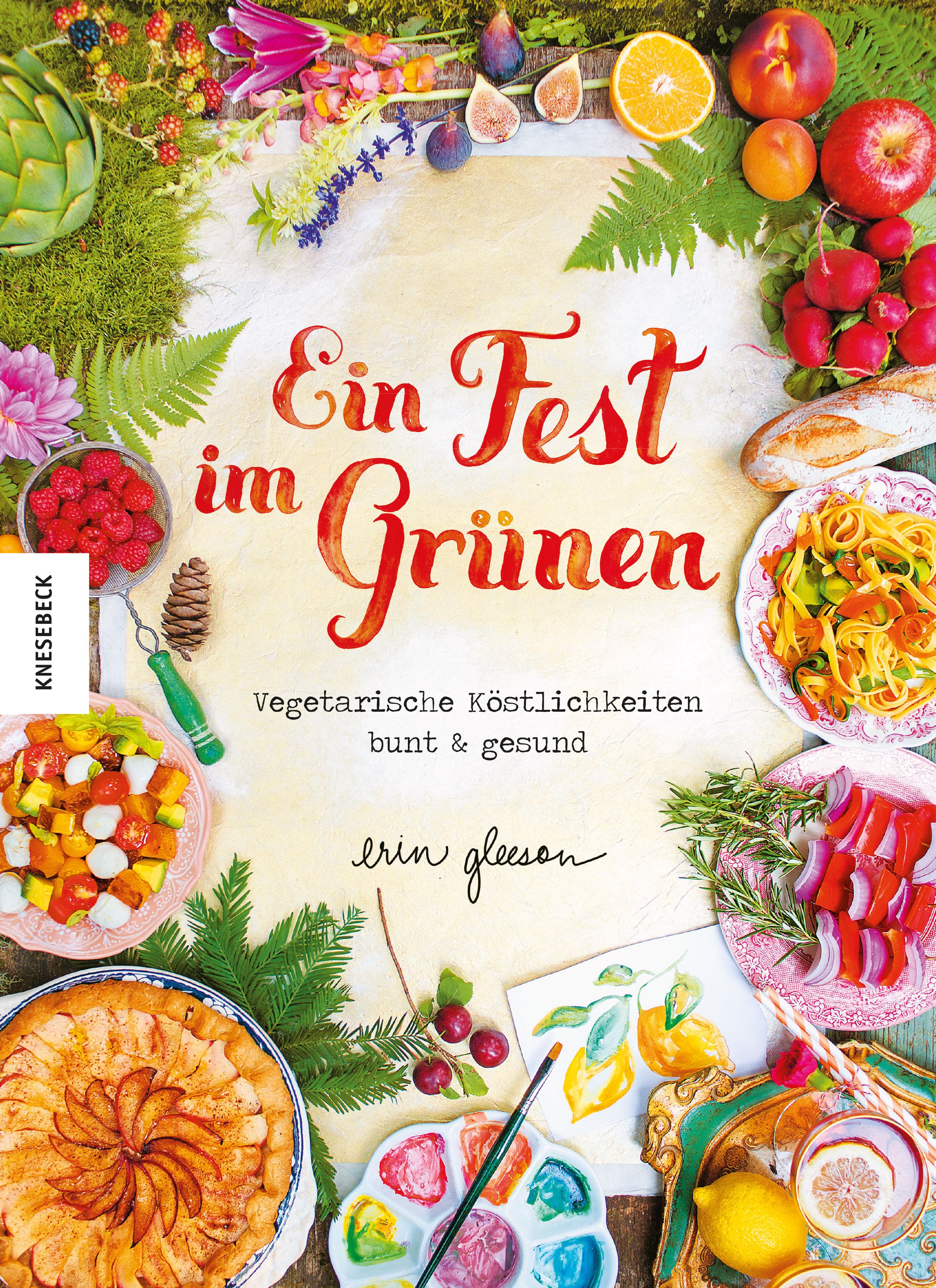 Ein Fest im Grünen: Vegetarische Köstlichkeiten...