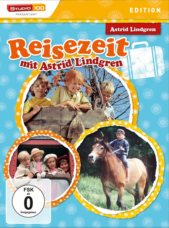 Reisezeit mit Astrid Lindgren