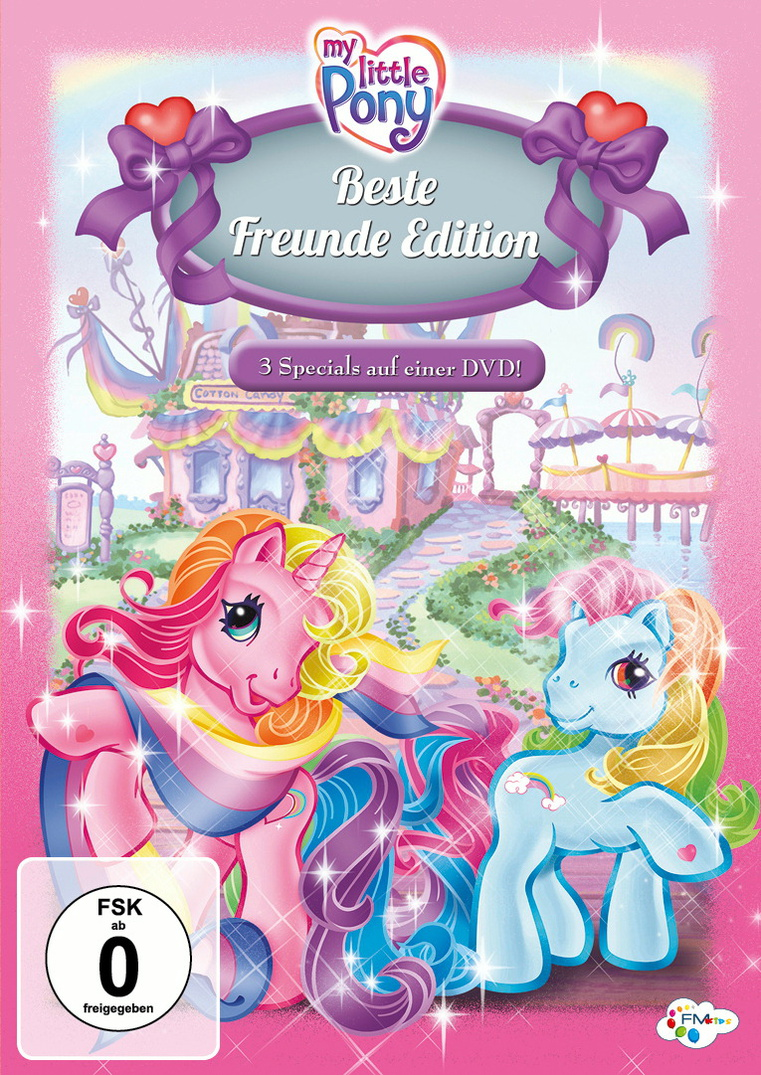 My Little Pony - Beste Freunde Edition